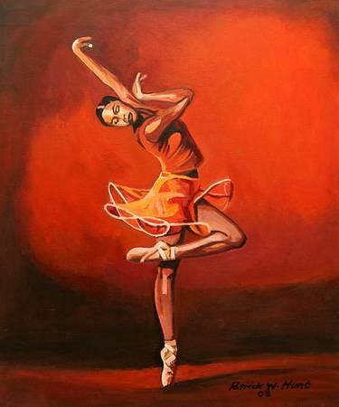 Ballet-Lady