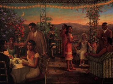 Summer's Evening, 1925