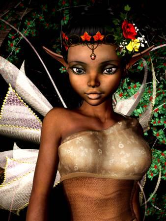 Woodland-Fairy