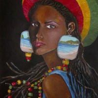 Caribbean-woman