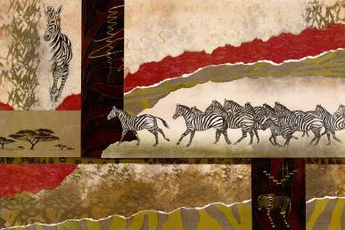 Serengetizebras
