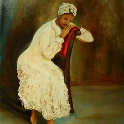 REMINICING-LE--FILLE-NOIR-SOUTHERN-ART-KIP-HAYES