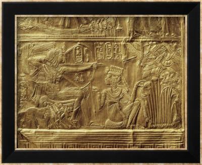Tutankhamun's Gold Treasure