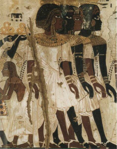 egypt and nubia two different lands From this era of conflict emerged two different kingdoms: a line of 17 rulers (dynasties nine and 10) based in heracleopolis ruled middle egypt between memphis and thebes, while another.