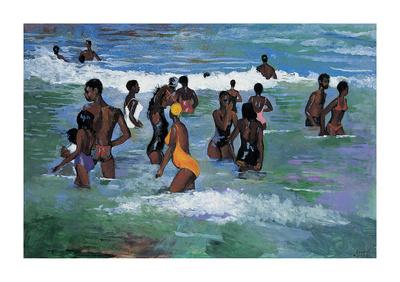 Sea Bathers Maracus