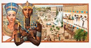 Akhenaton_Pharaoh