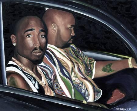 "Tupac Shakur ""Last Seen"""