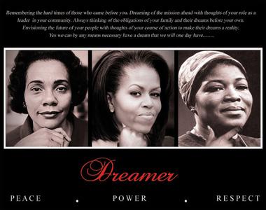 Peace, Power, Respect