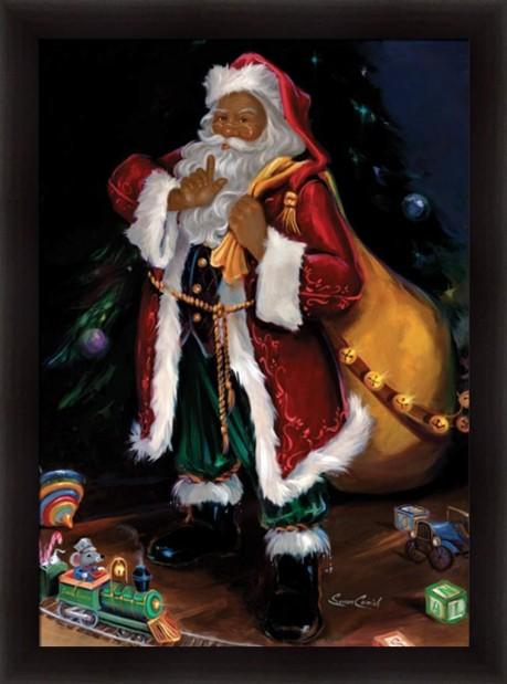 Ethnic Santa