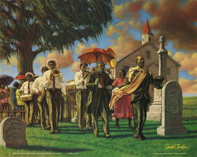 Uncle Joe's Funeral
