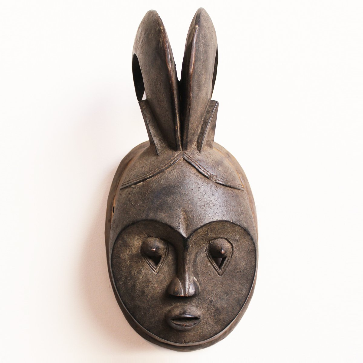 Yawere Carved Wood Mask